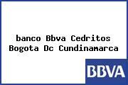 <i>banco Bbva Cedritos Bogota Dc Cundinamarca</i>
