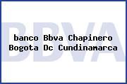 <i>banco Bbva Chapinero Bogota Dc Cundinamarca</i>