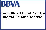 <i>banco Bbva Ciudad Salitre Bogota Dc Cundinamarca</i>