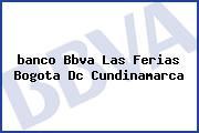 <i>banco Bbva Las Ferias Bogota Dc Cundinamarca</i>