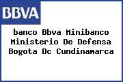 <i>banco Bbva Minibanco Ministerio De Defensa Bogota Dc Cundinamarca</i>