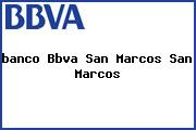 <i>banco Bbva San Marcos San Marcos</i>
