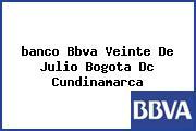 <i>banco Bbva Veinte De Julio Bogota Dc Cundinamarca</i>