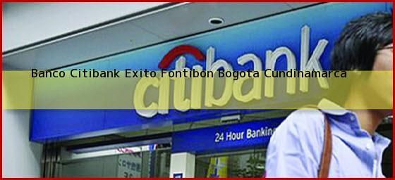<b>banco Citibank Exito Fontibon</b> Bogota Cundinamarca