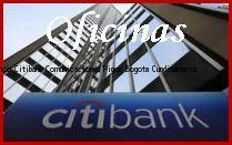 Teléfono y Dirección Banco Citibank, Comunicaciones Pigoz, Bogota, Cundinamarca