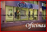 Teléfono y Dirección Banco Citibank, Papeleria Y Variedades La Docena, Caldas, Antioquia