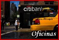 Teléfono y Dirección Banco Citibank, Plasticos Gloria C, Fredonia, Antioquia