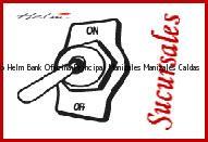 Teléfono y Dirección Banco Helm Bank , Oficina Principal Manizales, Manizales, Caldas