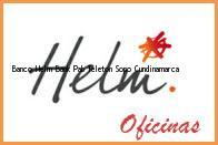 Teléfono y Dirección Banco Helm Bank , Pab Teletón, Sopo, Cundinamarca