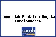 <i>banco Wwb Fontibon Bogota Cundinamarca</i>