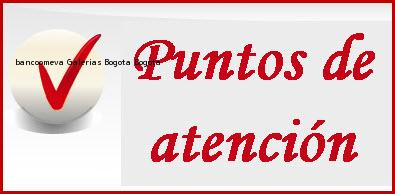 Teléfono y Dirección Bancoomeva, Galerias, Bogotá, Bogota
