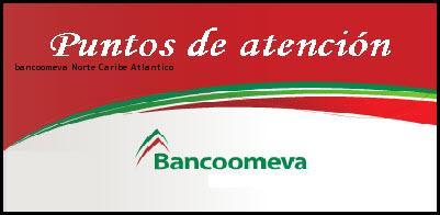 Teléfono y Dirección Bancoomeva, Norte, Caribe, Atlantico