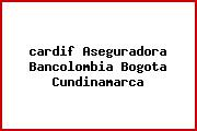 <i>cardif Aseguradora Bancolombia Bogota Cundinamarca</i>