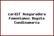 <i>cardif Aseguradora Fomentamos Bogota Cundinamarca</i>