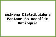 <i>colmena Distribuidora Pasteur Sa Medellin Antioquia</i>