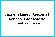 <i>colpensiones Regional Centro Facatativa Cundinamarca</i>