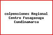 <i>colpensiones Regional Centro Fusagasuga Cundinamarca</i>