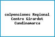<i>colpensiones Regional Centro Girardot Cundinamarca</i>