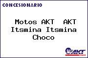 Motos AKT  AKT Itsmina Itsmina Choco