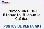 Motos AKT AKT Riosucio Riosucio Caldas