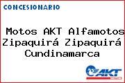 Motos AKT Alfamotos Zipaquirá Zipaquirá Cundinamarca