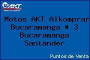 Motos AKT Alkomprar Bucaramanga # 3 Bucaramanga Santander