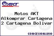 Motos AKT  Alkomprar Cartagena 2 Cartagena Bolivar