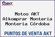 Motos AKT  Alkomprar Monteria Monteria Córdoba