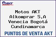 Motos AKT  Alkomprar S.A Venecia Bogotá Cundinamarca