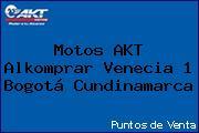 Motos AKT  Alkomprar Venecia 1 Bogotá Cundinamarca