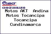 Motos AKT  Andina Motos Tocancipa Tocancipa Cundinamarca