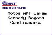 Motos AKT Cafam Kennedy Bogotá Cundinamarca