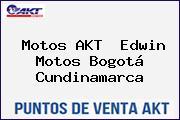 Motos AKT  Edwin Motos Bogotá Cundinamarca