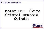 Motos AKT  Éxito Cristal Armenia Quindio