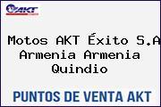 Motos AKT Éxito S.A Armenia Armenia Quindio