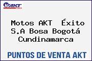Motos AKT  Éxito S.A Bosa Bogotá Cundinamarca