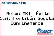 Motos AKT  Éxito S.A. Fontibón Bogotá Cundinamarca