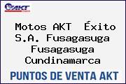 Motos AKT  Éxito S.A. Fusagasuga Fusagasuga Cundinamarca