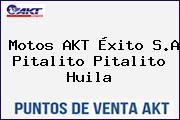 Motos AKT Éxito S.A Pitalito Pitalito Huila
