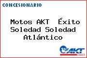 Motos AKT  Éxito Soledad Soledad Atlántico