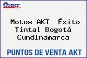 Motos AKT  Éxito Tintal Bogotá Cundinamarca