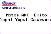 Motos AKT  Éxito Yopal Yopal Casanare
