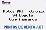 Motos AKT  Ktronix 94 Bogotá Cundinamarca