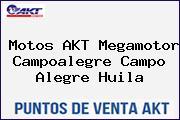 Motos AKT Megamotor Campoalegre Campo Alegre Huila