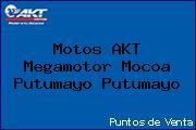 Motos AKT  Megamotor Mocoa Putumayo Putumayo
