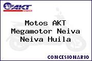 Motos AKT  Megamotor Neiva Neiva Huila