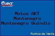 Motos AKT  Montenegro Montenegro Quindio