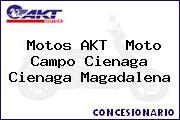 Motos AKT  Moto Campo Cienaga Cienaga Magadalena
