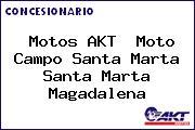 Motos AKT  Moto Campo Santa Marta Santa Marta Magadalena