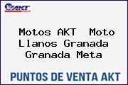 Motos AKT  Moto Llanos Granada Granada Meta